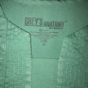 Grey's Anatomy Other - Greys anatomy scrub set 💗